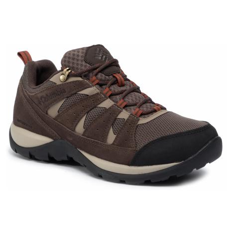 Trekkingi COLUMBIA - Redmond V2 Wp BM0834 Mud/Dark Adobe 255