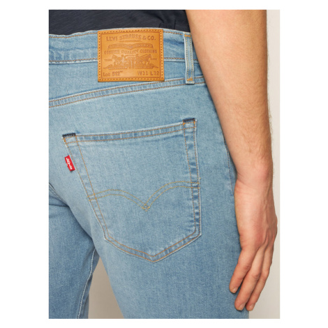 Levi's® Jeansy Slim Fit 512™ 28833-0640 Niebieski Slim Taper Fit Levi´s