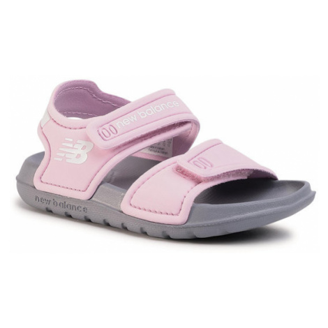 New Balance Sandały IOSPSDPN Różowy