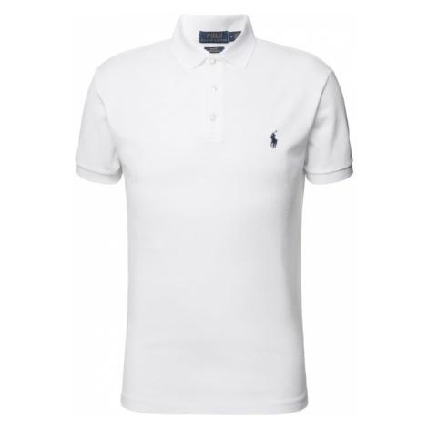 Koszulka polo o kroju Slim Fit z piki