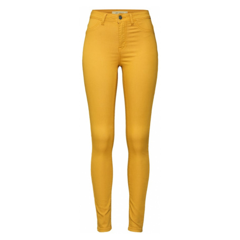 JACQUELINE de YONG Spodnie 'LARA' żółty