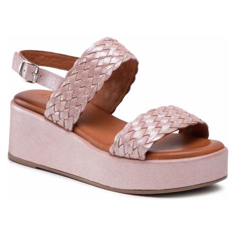 Sandały ANN MEX - 0017 Szary