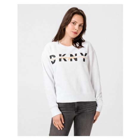DKNY Bluza Biały