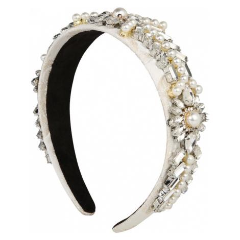 We Are Flowergirls Biżuteria do włosów 'Crystal' biały