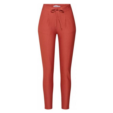 ICHI Spodnie 'IHRUTIPA' pomarańczowo-czerwony