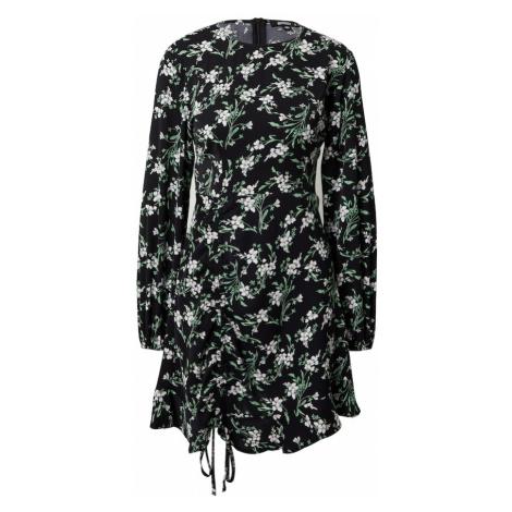 Missguided Sukienka czarny / mieszane kolory