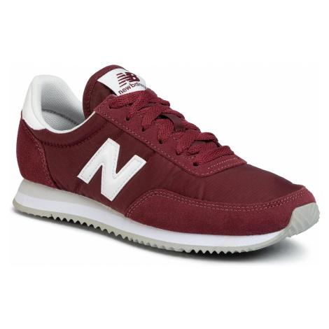 Sneakersy NEW BALANCE - UL720AC Bordowy