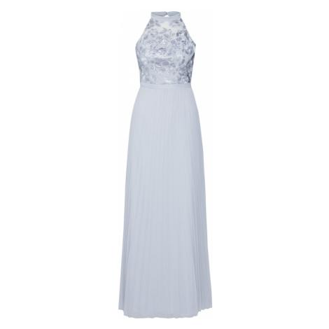 Chi Chi London Suknia wieczorowa 'CHI CHI EULA DRESS' jasnoniebieski / fioletowo-niebieski