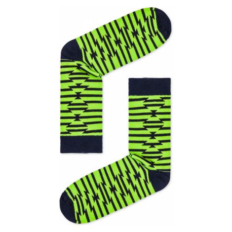 Inny Patterned men's socks U27