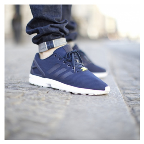 """Buty adidas ZX Flux Base Pack """"New Navy"""" (M19841)"""
