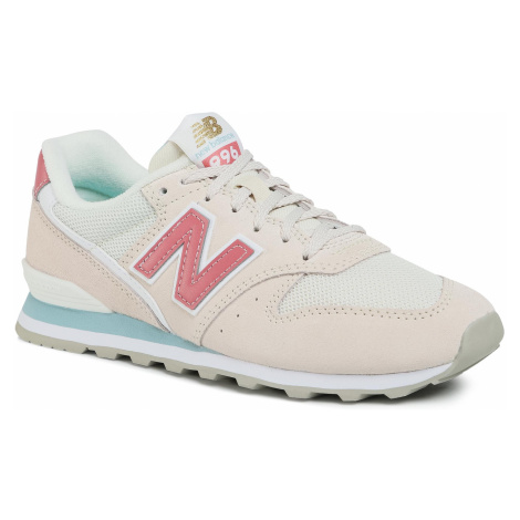 Sneakersy NEW BALANCE - WL996WE Beżowy