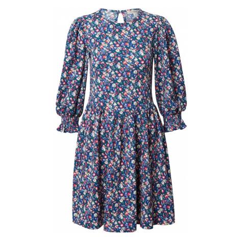 Miss Selfridge Letnia sukienka 'DITSY' niebieski / mieszane kolory