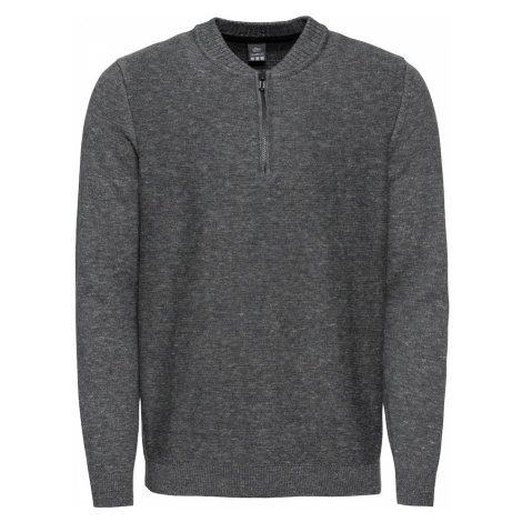 S.Oliver RED LABEL Sweter ciemnoszary