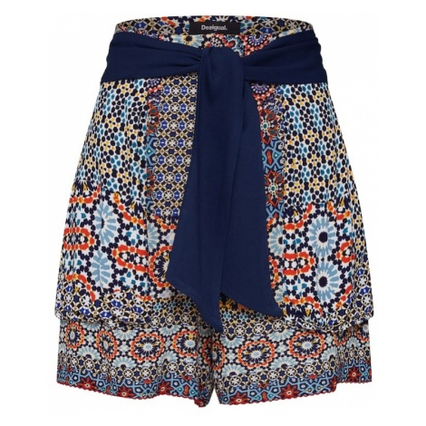 Desigual Spodnie 'PANT_SHASA' mieszane kolory