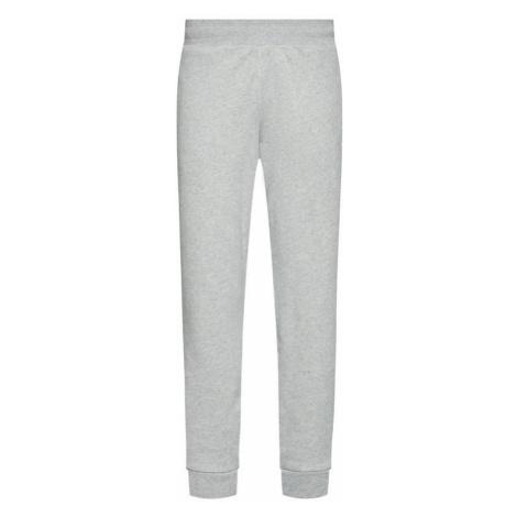 Adidas Spodnie dresowe Trefoil Essentials DV1540 Szary Regular Fit