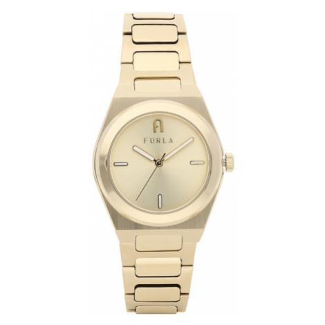 Furla Zegarek Tempo Mini WW00014-MT0000-OR000-1-007-20-CN-W Złoty