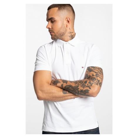 Koszulka Tommy Hilfiger Core Hilfiger Regular Polo 0867878433-100 White