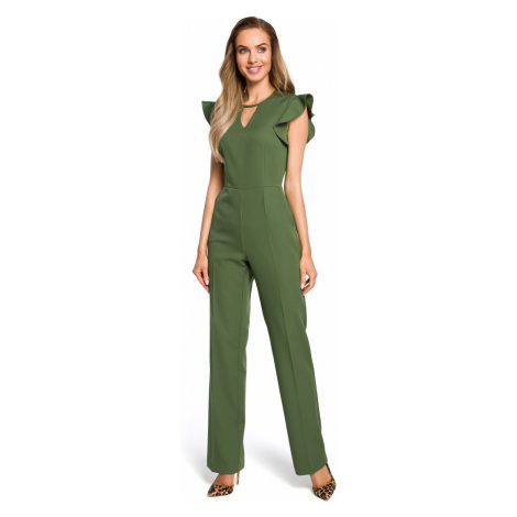 Made Of Emotion Woman's Jumpsuit M424