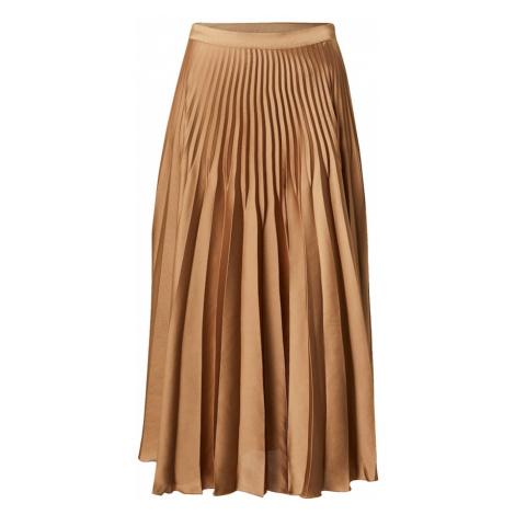 SELECTED FEMME Spódnica 'Harmony' jasnobrązowy