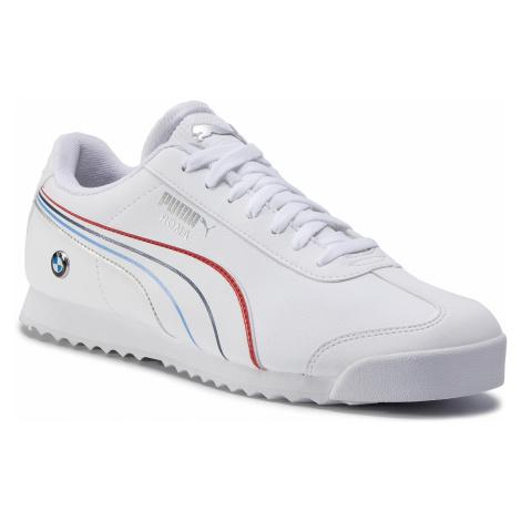 Sneakersy PUMA - Bmw Mms Roma 306526 02 Puma White/Puma White