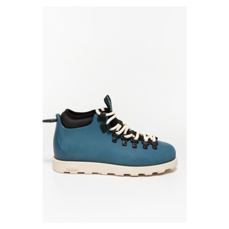 Buty Native Fitzsimmons Citylite Trench Blue/bw 31106800-4520 Trench Blue/bone White Native Shoes