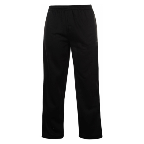 Slazenger Open Hem Fleece Pants Mens