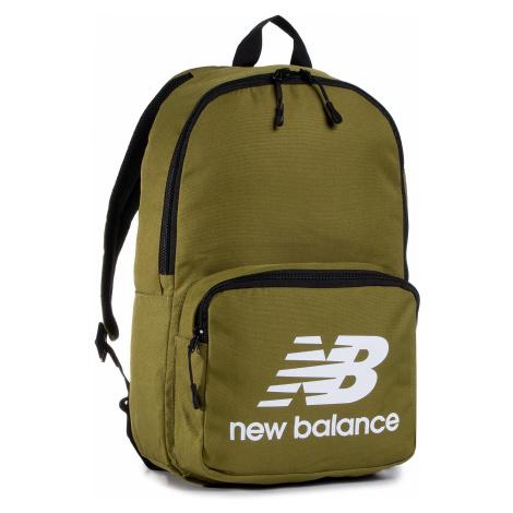 Plecak NEW BALANCE - NTBCBPK8OV Green Olive