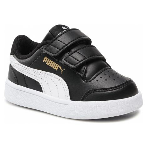 Sneakersy PUMA - Shuffle V Inf 375690 03 Puma Black/Puma White/Gold