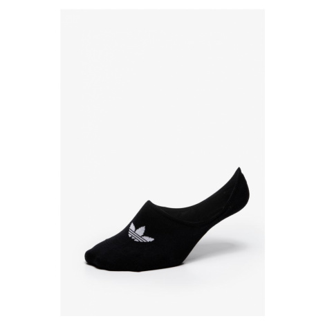 Skarpety Stopki 3Pack adidas Skarpetki Low Cut Black