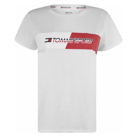 Tommy Sport Graph T Shirt Tommy Hilfiger
