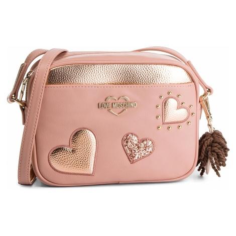 Torebka LOVE MOSCHINO - JC4060PP17LF0600 Rosa