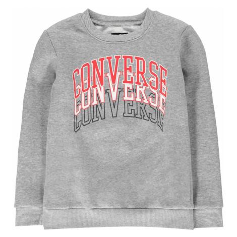Converse Repeat Crew Sweatshirt Junior Boys