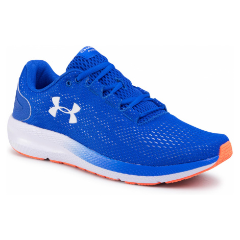 Buty UNDER ARMOUR - UA Charged Pursuit 2 3022594-400 Blu