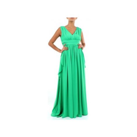 Zielone sukienki bez rękawów