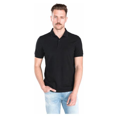 Fred Perry Polo Koszulka Czarny