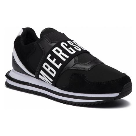 Sneakersy BIKKEMBERGS - Heandra B4BKW0055 Black/White