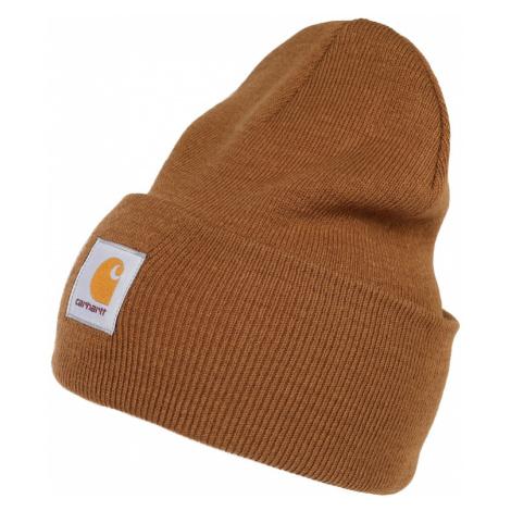 Carhartt WIP Czapka 'Acrylic Watch Hat' brązowy