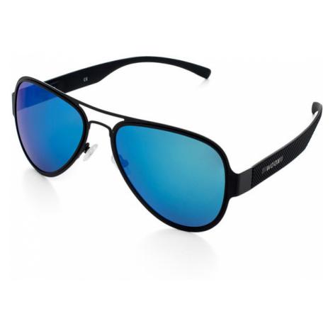 Okulary Przeciwsłoneczne Unisex | Czarny Radiatus Ater Woox