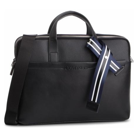 Torba na laptopa CALVIN KLEIN - Flex 2 Gusset Laptop Bag K50K504387 001