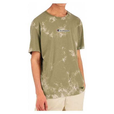Koszulka męska Champion Tie Dye T-Shirt 216164
