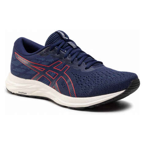 Buty ASICS - Gel-Excite 7 1011A657 Peacoat/Classic Red 401