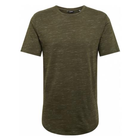 Only & Sons Koszulka ciemnozielony