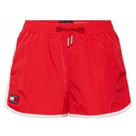 Tommy Jeans Spodnie 'TOMMY X COCA-COLA' czerwony Tommy Hilfiger