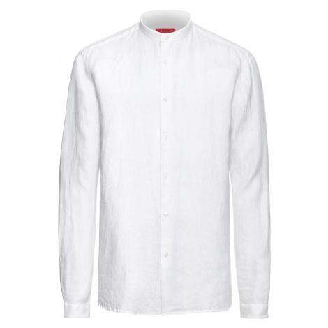 HUGO Koszula 'Eddison-W 10206247 01' biały Hugo Boss