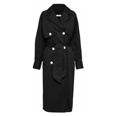 EDITED Płaszcz przejściowy czarny