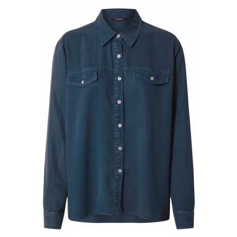 Trendyol Bluzka ciemny niebieski