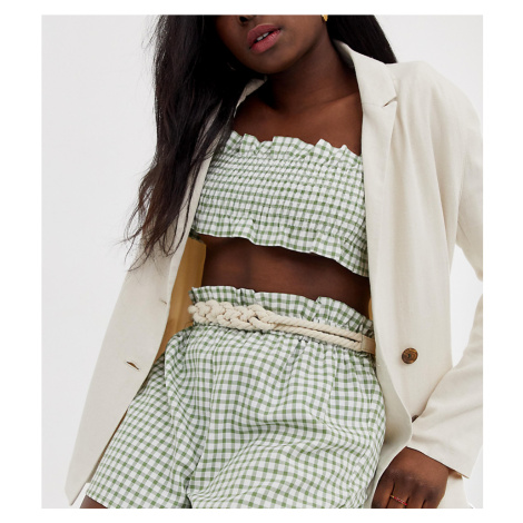 Glamorous Exclusive woven rope belt