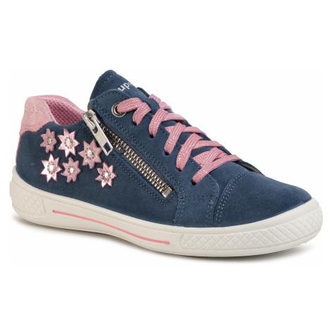Sneakersy SUPERFIT - 6-09108-80 Blau/Rosa