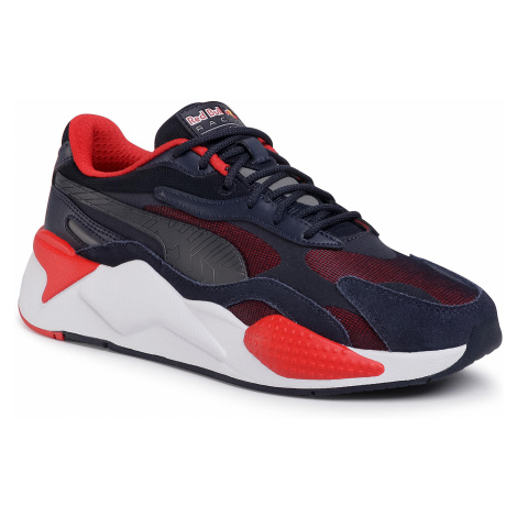 Sneakersy PUMA - Rbr Rs-X 306630 01 Night Sky/White/Chinese Red
