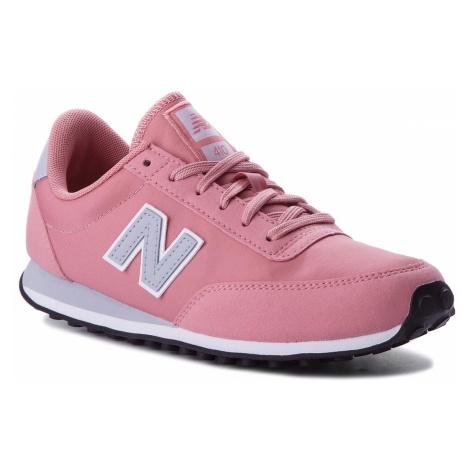 Sneakersy NEW BALANCE - WL410DPG Różowy
